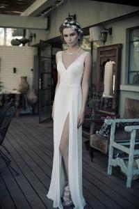 עיצוב שמלת כלה 2014